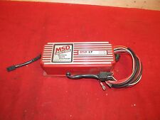 NASCAR MSD 6T Ignition Box ARCA IMCA UMP #10212
