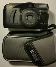 RICOH PANORAMIC CAMERA  Q-105Z 38-105 mm Auto f/4.5-8.9 ZOOM LENS - 35mm