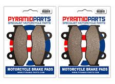 Honda CB 450 S 86-88 Front Brake Pads (2 Pairs)