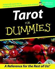 Tarot For Dummies, No marks, FORTUNE TELLER, SEANCE, CARDS, BOOK