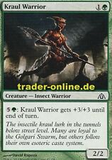 4x Kraul Warrior (Kraul-Krieger) Dragon's Maze Magic