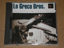 LO GRECO BROS - GROOVES IN JAZZ CLUB - CD COME NUOVO (MINT)