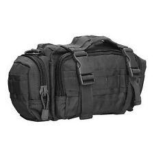 Condor MOLLE Modular Tactical Nylon Shoulder Deployment Bag 127-002  BLACK