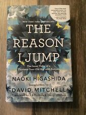 """""""The Reason I Jump"""" 1st/18th SIGNED by David Mitchell (Slade House, Cloud Atlas)"""
