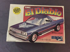 MPC GMC EL DIABLO Annual Issue Model Car PRO Built 1/25 EL CAMINO  ?