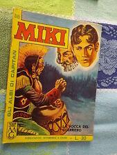 GLI ALBI DI CAPITAN MIKI # 58 - EDIZIONE DARDO - LIBRETTO