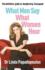What Men Say, What Women Hear,GOOD Book