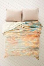 Urban Outfitters Shannon Clark For DENY Softly Duvet Cover Twin XL $129 New