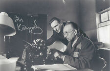 BEN KINGSLEY Signed 11x7 Photo SCHINDLERS LIST & GHANDI COA