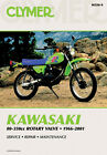 Clymer Repair Service Shop Manual Vintage Kawasaki KD 80/100/125/175