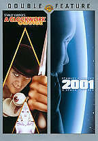 2001: A Space Odyssey/Clockwork Orange 2-Pack