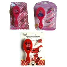 Disney Cepillo De Pelo Con Clips De Princesa, Minnie, Hello Kitty' Surtidos Accesorio
