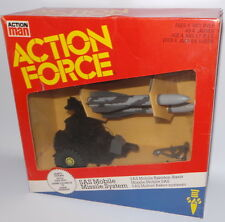 ACTION MAN : SAS MOBILE MISSILE SYSTEM PLASTIC MODEL SET MADE BY PALITOY (LFC9)