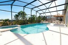 218 florida vacation rentals 4 bed villa with pool and spa near Disney 2 weeks