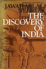 DT Abridged edition of the discovery of India Jawaharlal Nehru's 1981