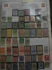 WORLDWIDE : Belgium - Cambodia. Thousands of Mint & Used on pages. Many Better.