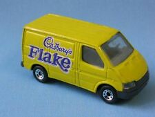Matchbox Ford Transit Van Cadbury's Chocolate Flake Toy Delivery Van