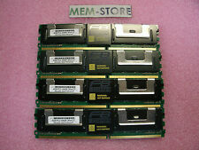 16GB 4x4GB 800MHz FBDIMM Memory Dell T7400 New