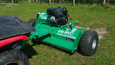 ALPHA EASIFLO ATV FLAIL MOWER, CENTRE MOUNT ENGINE AND COOL DRIVE TRANSMISSION