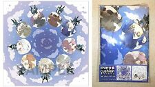 Norn9 Chara X Cushion #54 Gift Otomate Idea Factory Licensed Brand New Sealed