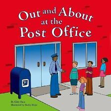 Out and About at the Post Office (Field Trips)-ExLibrary