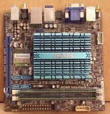 AT3IDNT-I DELUXE 1.01G MOTHERBOARD / INTEL ATOM CPU 330 @ 1.60Ghz 4G RAM (mb510)