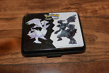 Pokemon Black and White Version Carrying Case for Nintendo DS System & Games