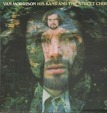 LP-Van Morrison his band and the Street Choir-same