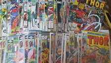 from Avengers THOR Comic lot of 81 261-384 vf bagged