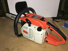 "Vintage STIHL 032 AV Electronic Quickstop Chainsaw with 16"" Bar       F"