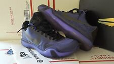 Nike Zoom KOBE black out purple retro jordan X A.D V VI venom 5 XI size sz 11