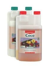 Canna Coco 1L A&B Bottles Set FREE NEXT DAY DELIVERY BRAND NEW