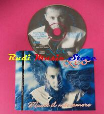 CD singolo LEO muovi il mio amore PROMO LOTTA CONTRO L'AIDS no mc lp(S19)