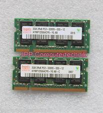 4 GB 2 x 2 GB Speicher RAM für Apple MacBook 4.1 4,1 2008 Intel Core 2 667 MHz