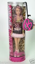 2005 FASHION FEVER BARBIE DREW ANIMAL PRINT COLLECTION NRFB