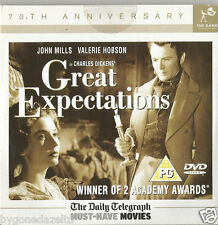GREAT EXPECTATIONS CHARLES DICKENS JOHN MILLS TELEGRAPH PROMO DVD(FREE UK POST