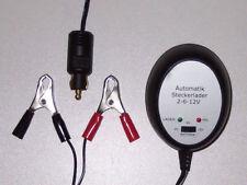 Batterieladegerät & Frischhaltegerät für BMW Motorräder und andere. Auch für GEL