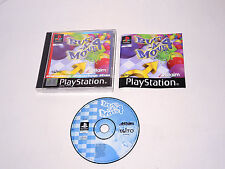 BUST A MOVE IV complete in box PAL PS1 Sony playstation 1 videogame 4