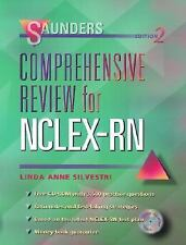 Saunders Comprehensive Review for NCLEX/RN Silvestri PhD  RN, Linda Anne Paperb