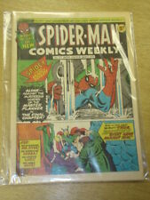 SPIDERMAN BRITISH WEEKLY #27 1973 AUG 18 MARVEL