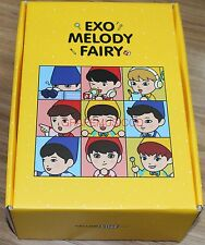 EXO MELODY FAIRY OFFICIAL GOODS XIUMIN YELLOW SPECIAL PACKAGE L.E + PHOTOCARD
