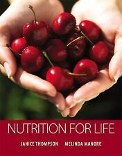 Nutrition for Life  J.Thompson & M. Manore  ($82 Value - Abe books)