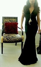 2k BNWT BLK Giorgio Armani - Long evening dress, XS