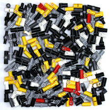 Lego Technic - Connector Joint Coupler - 220 Parts - Black Red Grey Yellow - NEW