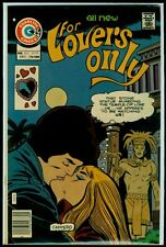 Charlton Comics FOR LOVERS ONLY #82 FN+ 6.5
