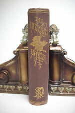 1864 GENTLEMAN'S HAND-BOOK OF GAMES*All The Games Played in U.S. *American Hoyle