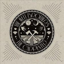 THE AVETT BROTHERS THE CARPENTER CD 2012 INDIE FOLK ROCK COUNTRY BLUEGRASS POP