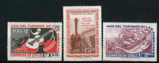 Chile 1972 SG#702-4 Tourist Year MNH Set #D37601