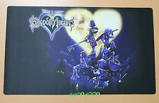 A978 Free Mat Bag Kingdom Hearts Playmat Yugioh MTG Vanguard Anime Card Game Mat