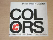 CD PROMO / DIEGO IMBERT QUARTET / COLORS / NEUF SOUS CELLO